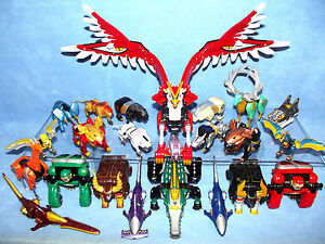 Power rangers wild force dx megazord zords pick one isis kongazord image is loading power rangers wild force dx megazord zords pick thecheapjerseys Image collections