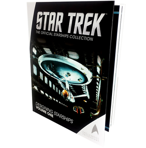 Eaglemoss Star Trek Design 30 Schiffe neu ovp Designing Starships Buch