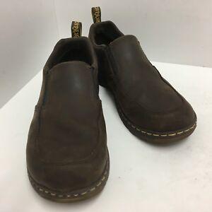 ceny detaliczne sprzedaż hurtowa gorący produkt Details about Dr. Martens Brennan Soft Wair Light Weight Casual Shoes Men's  Size 11M Brown GUC
