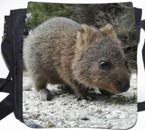 Australien-Quokka-Schwarze-SCHULTERTASCHE-Tasche-Umhaengetasche-Bag-32-LIZ-21