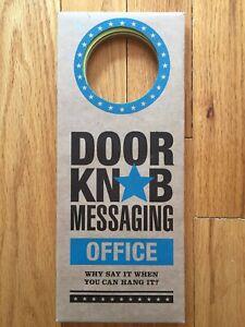 Knock-Knock-Funny-Office-Door-Knob-Messaging-Double-Sided-Door-Hangers-Set-Of-3