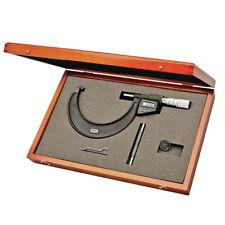 Starrett Digital Electronic Outside Micrometer 4 5 0001 101 127mm 0001mm