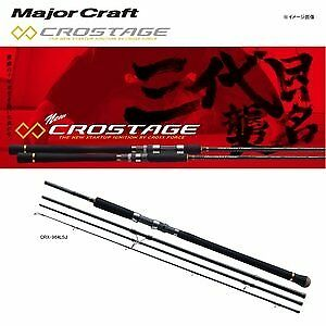 Major Craft crostage Shore Jigging CRX-964-LSJ Spinning Caña  nuevo