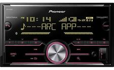 Pioneer MVH-X690BS 2-DIN Bluetooth In-Dash Digital Media Car Stereo Recevier