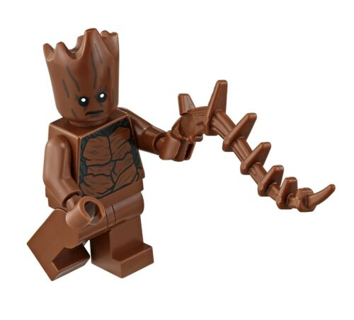 Groot LEGO® sh501 76102 Super Heroes Minifigs