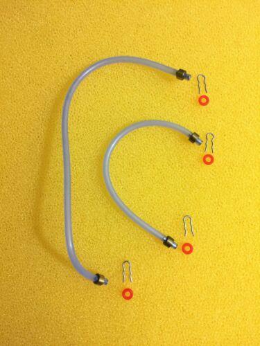Jura Tubo di Pressione 4x2,5 x 170mm /& 250mm Teflon Cartuccia//Blocco Termico