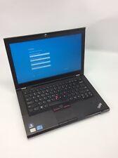 Lenovo Thinkpad T430s I7-3520M 2.9GHZ 4GB DDR3 240GB SSD Windows 10 PRO #U-14529