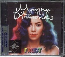 MARINA AND THE DIAMONDS FROOT SEALED CD NEW 2015