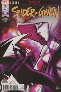 Spider-Gwen-Vol-2-Radioactive-30-Near-Mint-NM-Marvel-Comics-MODERN-AGE