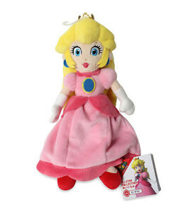 Sanei Ac05 Super Mario All Star Collection Plush Doll 10