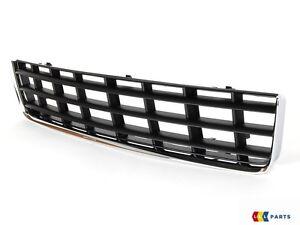 Nuevo-Genuino-Audi-A4-Cabrio-03-06-Parachoques-Delantero-Parrilla-Inferior-Centro-8H0807647-01C