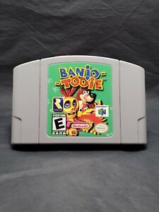 Banjo-Tooie-N64-Nintendo-64-2000-Cartridge-Only-Excellent-Condition
