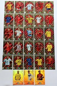 Panini-Adrenalyn-XL-FIFA-World-Cup-2018-Auswahl-Karten-limited-Edition-WM