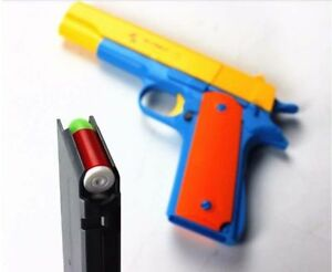 Licensed Nerf N-Strike ELITE Demolisher 2-in-1 Missile Blaster Toy Gun