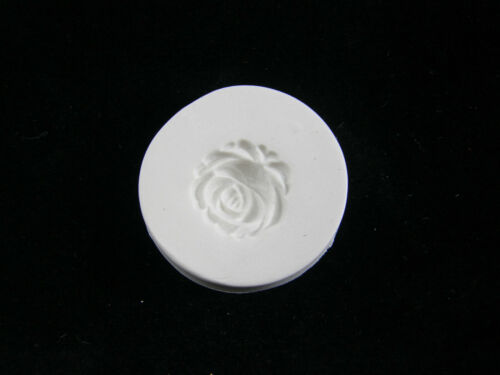 #MD1062S Rose Polymer Clay Mold