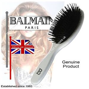 Balmain hair brushes for extensions om hair image is loading balmain hair extension brushes brush multi purchase available pmusecretfo Choice Image