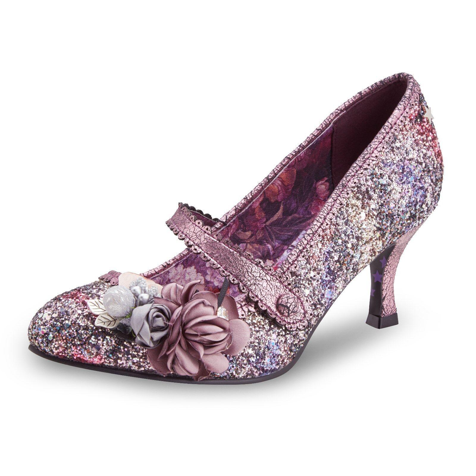 Ladies Joe Browns Couture Marietta Shoe Boots Vintage Quirky Retro Sizes 4-8