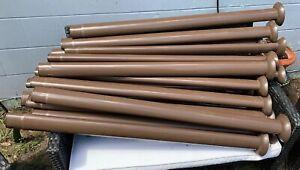1 New Vertical Leg 18 X 48 Quot Coleman Bestway Power Steel