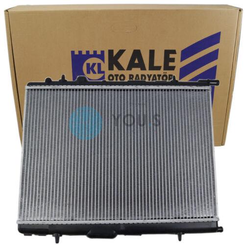 KALE Wasserkühler Motorkühlung PEUGEOT 307 CC 3H SW 1.4 // 1.6 // 2.0 3B