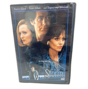 The-Ice-Storm-Widescreen-Sigourney-Weaver-Kevin-Kline-DVD-Pre-Owned