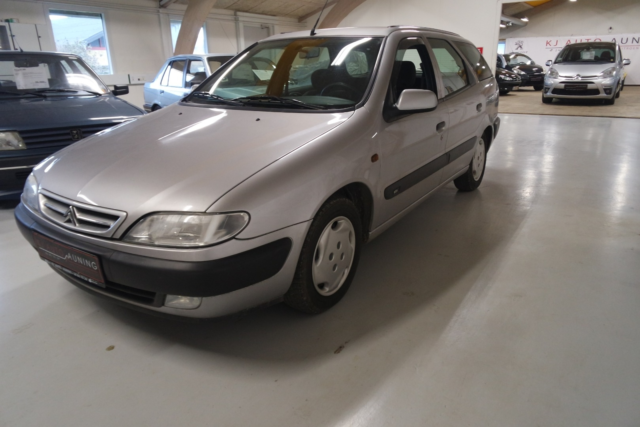 Citroën Xsara 1,8i Exclusive Weekend aut. Benzin aut.…