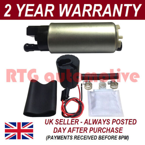 FOR FORD ESCORT PUMA KA FOCUS IN TANK ELECTRIC FUEL PUMP REPLACEMENT//UPGRADE KIT