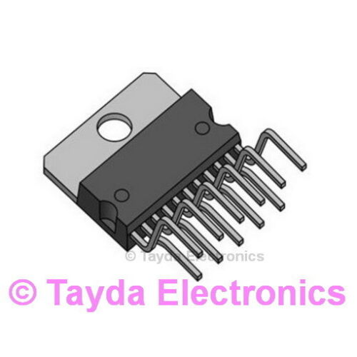 FREE SHIPPING 5 x LM3886T LM3886 HIGH-PERFORMANCE 68W AUDIO POWER AMPLIFIER IC