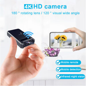 Mini Camera Wireless Wifi IP Security Camcorder HD 4K 1080P DVR Night Vision