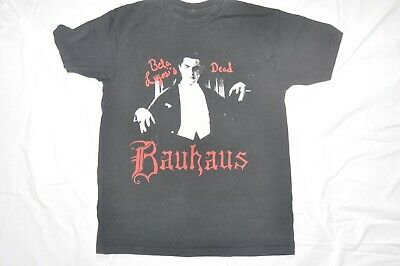 Bauhaus /'Bela Lugosi/'s Dead/' Zip Up Hoodie NEW /& OFFICIAL!