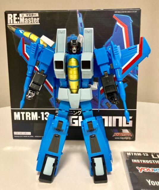 Transformers Masterpiece Thundercracker Maketoys MTRM-13 Lightning Perfect