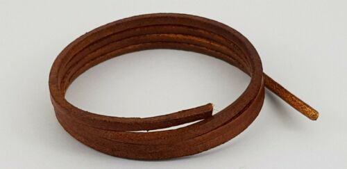 Natural leather Sizes 45-300 cm Shoe and Boot Laces