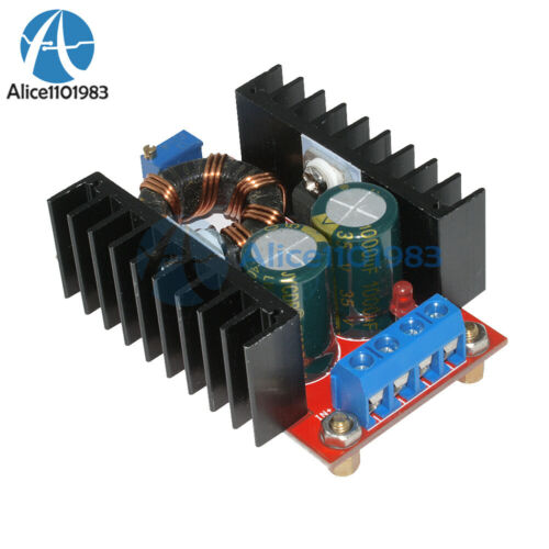 150 W DC-DC Boost Converter 10-32 V to 12-35 V 6 A Step Up Chargeur Power Module