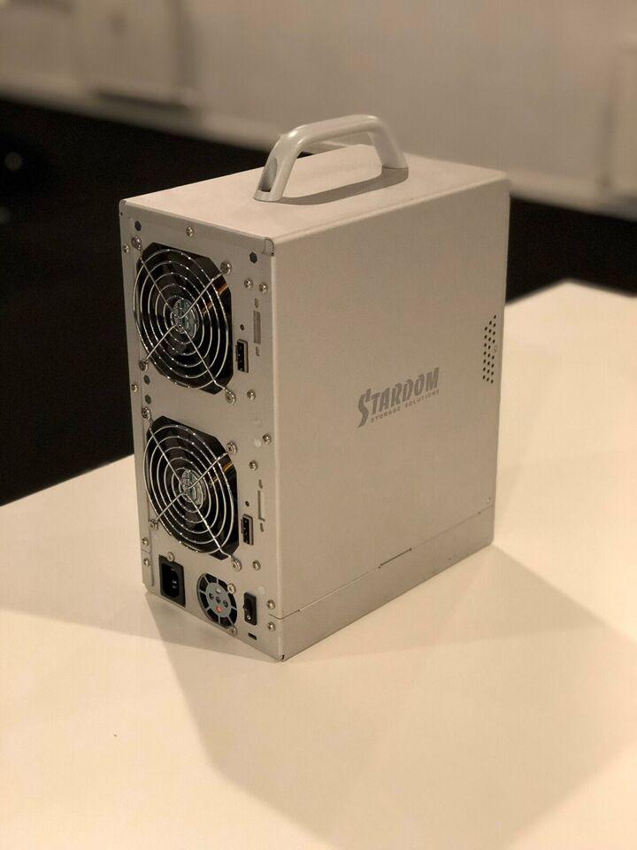 RAID, ekstern, 32000 GB