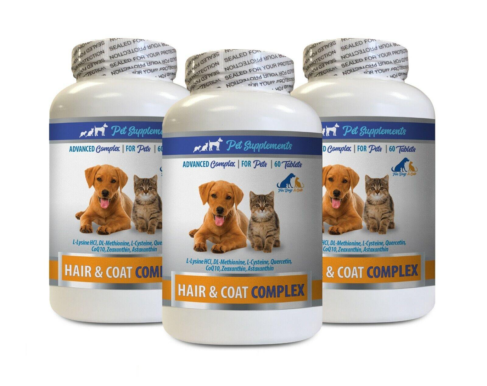 Cat diet treats - PETS HAIR AND COAT COMPLEX 3B - vitamin e for cats