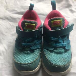 Nike Shoes Revolution Toddler Girl Size