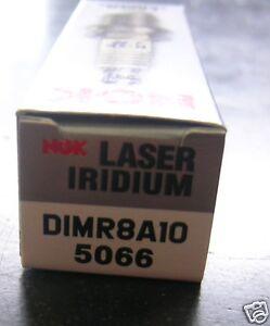 Spark-plug-NGK-LASER-IRIDIUM-DIMR8A10-Suzuki-RM-Z-RMX-450-Injection