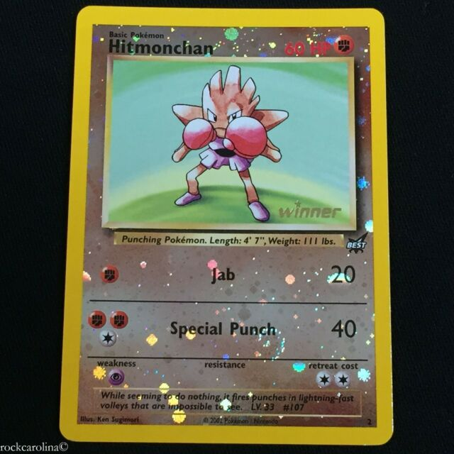 ROCKET/'S SNEASEL Pokemon Card WOTC NM WINNER Stamped BEST OF GAME #5 Promo