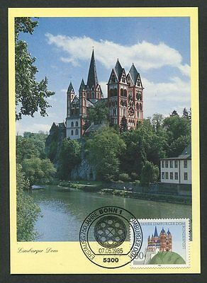 Briefmarken Gut Ausgebildete Brd Mk Limburg Lahn Limburger Dom Maximumkarte Carte Maximum Card Mc Cm D7479 Ein Unbestimmt Neues Erscheinungsbild GewäHrleisten