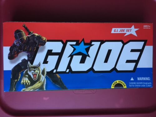 Gi Joe 25th Anniversary 3.75   Gi Joe 25th Anniversary 3.75