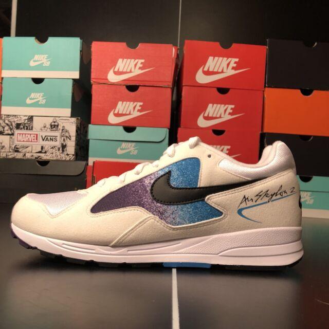 7d683863967a Nike Air Skylon 2 II Eggplant Blue Lagoon Ao1551-100 Men s Size 10.5 ...