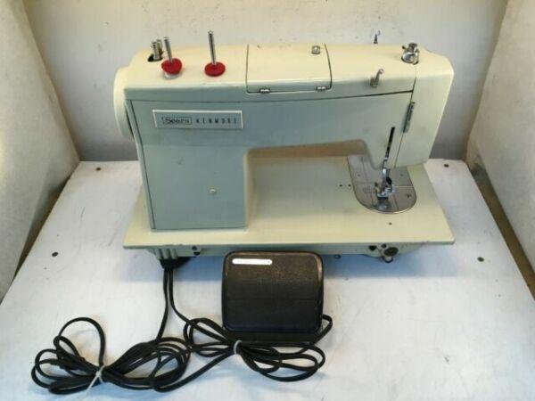 Sears Kenmore Sewing Machine Chain Stitch Attachment Parts ...