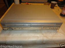LG DVC5935 DVD-Player / VHS-Videorecorder, schaltet ein, DEFEKT