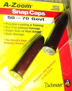 A-Zoom Action Prouvant Factice Rond- Snap Cap 50-70 Government # 12216 NOUVEAU!-afficher le titre d`origine wDY17LRK-07143450-991749514