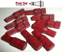 Posi-tap 20-22 Awg Mini Wire Tap Red Quick Reusable Reliable Pta2022mini