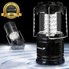 2x Water Resistant Camping Lantern Portable Collapsible LED Hiking Night Lamp