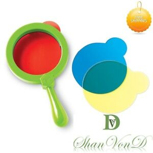 Details about Autism Sensory Toys Colour Mixing Lenses CALMING Kids  Learning Kit ADHD GIFT UK