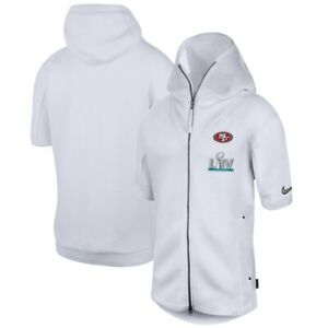 New-Nike-San-Francisco-49ers-Super-Bowl-LIV-Bound-Media-Night-Showout-Hoodie