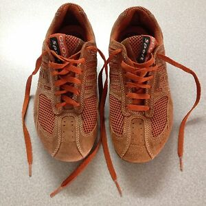 various colors los angeles best website Details about GEOX SPORT RESPIRA Tennis Shoes Women's 6. Burnt Orange. GOOD  TRACTION!