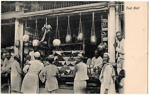 """CPA INDE- INDIA - 201. Fruit Stall - France - État : Occasion : Objet ayant été utilisé. Consulter la description du vendeur pour avoir plus de détails sur les éventuelles imperfections. Commentaires du vendeur : """"Merci de lire le descriptif"""" - France"""