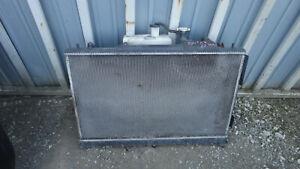 Wasserkühler, Lüfter, Kühler Mazda CX-7 ER
